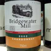 Bridgewater Mill Milston Shiraz